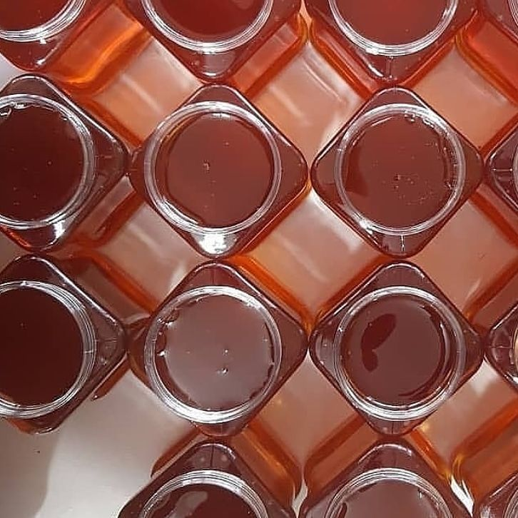 عسل طبیعی گون و آویشن 1کیلویی کد1