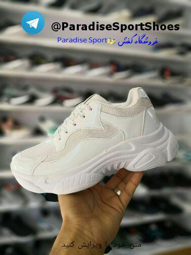 کفش زنانه  هلوگرامی لمه ای کد5